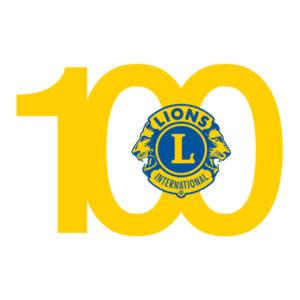 Lions Logo 100