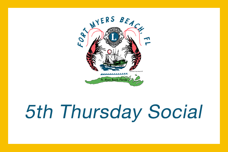 5th thursday social