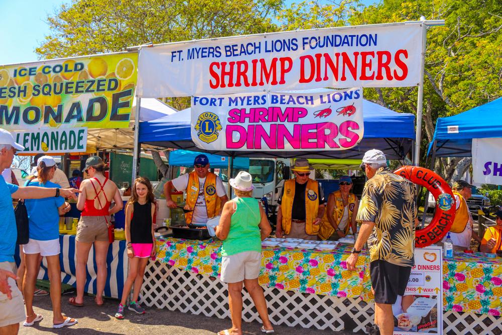 Shrimp Festival Dinners